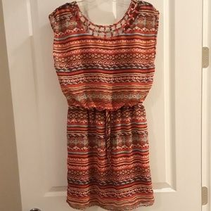City Triangles dress, size M